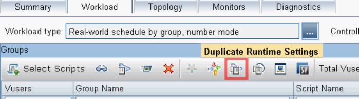Duplicate RTS
