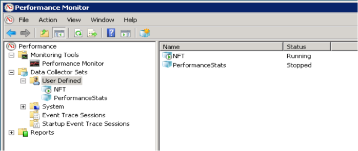 W8-1 Performance Monitor